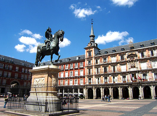 Plaza Mayor de Madrid | Foto de Vutheara (Flickr)