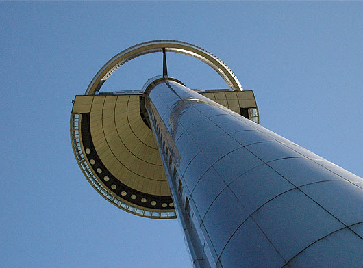 Faro de Moncloa | Foto de Chicadelatele (Flickr)