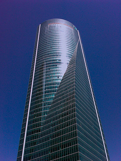 Torre Espacio de Madrid | Foto de Merce (Flickr)