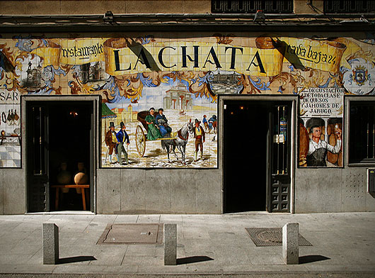 Restaurante La Chata | Foto de Libertinus (Flickr)