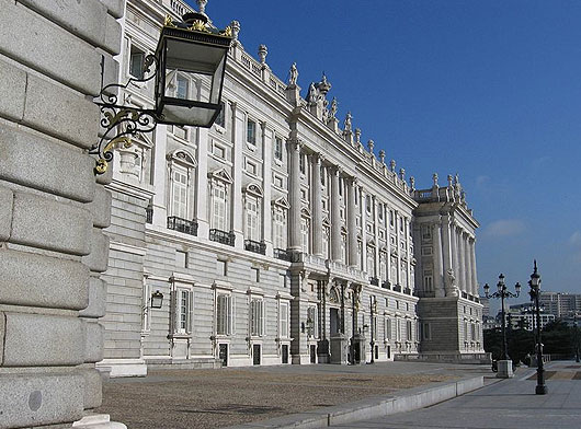 Palacio Real de Madrid | Foto de William Avery