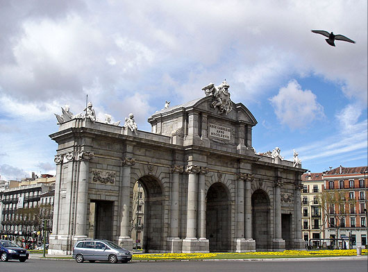 Puerta de Alcal� en Madrid | Foto de Art_es_anna (Flickr)