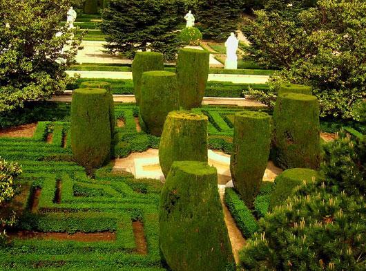 Fotos de madrid posts sobre parques y jardines for Jardines sabatini